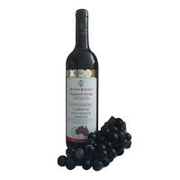 BRYGON 区域系列 赤霞珠干红葡萄酒红酒 750ml/瓶*2瓶套装 2012 澳洲进口