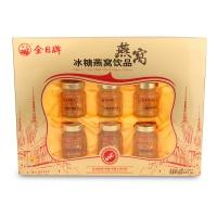 金日 冰糖燕窝饮品礼盒装 70ml*6瓶