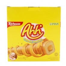 印度尼西亚进口 丽芝士雅嘉奶酪玉米棒 160g/盒
