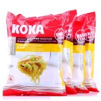 可口(KOKA)鸡汤面(非油炸拉面)85g*4包新加坡进口