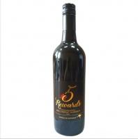 5Rewards 赤霞珠红葡萄酒澳洲红酒 750ml (2010索维农)澳大利亚原瓶进口