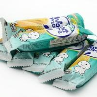 小老板 牛奶风味玉米棒 休闲零食膨化食品 120g 泰国进口