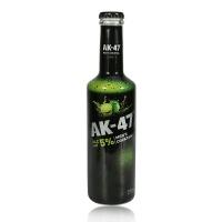 AK47男人鸡尾酒275ml瓶装5度青柠味 果酒洋酒预调酒