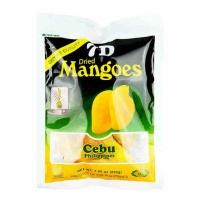 7D 芒果干 休闲零食水果干 200g/袋 菲律宾进口