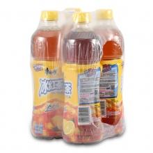 康师傅 冰红茶 休闲饮料 500ml*4/瓶(组合装)